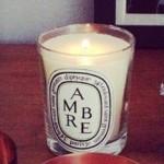 Diptyque-Ambre-Candle