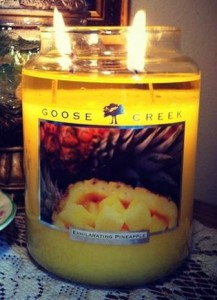 Goose Creek Exhilarating Pineapple
