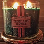 Bath-Body-Works-Snowflakes-and-Spruce-Scented-Jar-Candle-1