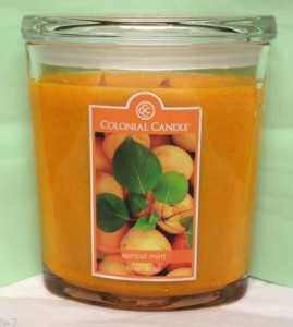 Colonial-Candle-Apricot-Mint-Scented-Candle-1