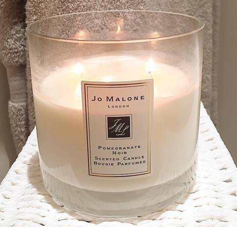 Jo Malone Pomegranate Noir Scented Candle 1 Candle Frenzy