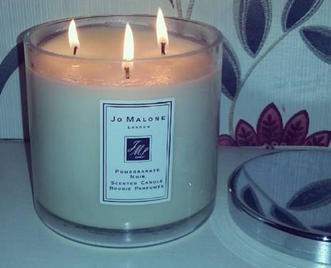 Jo Malone Pomegranate Noir Candle Reviews Candle Frenzy