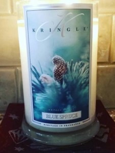 Kringle-Candles-Blue-Spruce-Scented-Candle-1