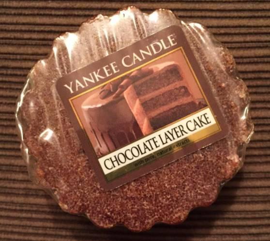 Yankee Candle Chocolate Layer Cake