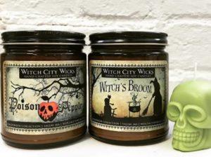 witchcitywickshalloweencandles