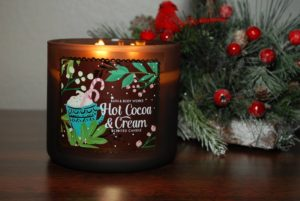 Bath & Body Works Hot Cocoa & Cream Candle