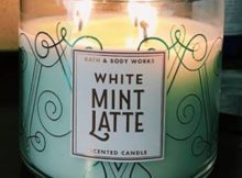 Bath-Body-Works-White-Mint-Latte-Scented-Candle-Review-3