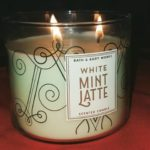Bath-Body-Works-White-Mint-Latte-Scented-Candle-Review
