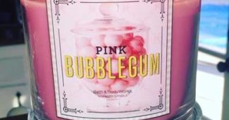 Bath-Body-Works-Pink-Bubblegum-Scented-Candle-Review-star